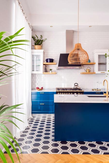 Las siete cocinas que te harán suspirar y te inspirarán la reforma que querías