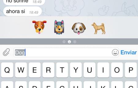 """Tras los stickers, llegan los """"forks"""": Telegram con Aniways facilita el uso de emoticonos"""