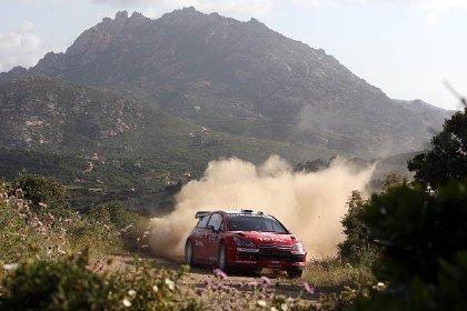Loeb en Sardinia 2007