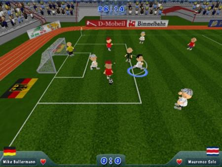 Slam Soccer