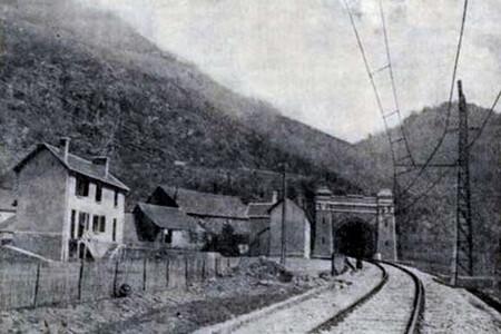 Antigua Tunel 2