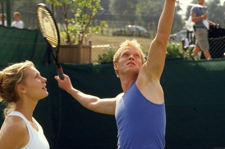 Kirsten Dunst E Paul Bettany In Una Scena Del Film Wimbledon 13609