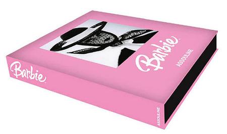 Libro en edición de lujo: Barbie