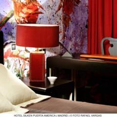 Foto 6 de 10 de la galería hotel-puerta-america-victorio-lucchino en Decoesfera