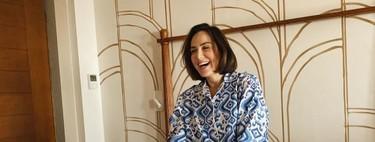 Cinco pijamas camiseros estampados y elegantes al estilo Tamara Falcó
