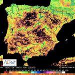 La brutal sequía que sufre España en una sola imagen