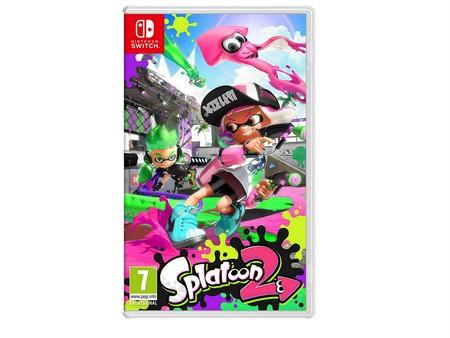 Juego Splatoon 2 De Nintendo