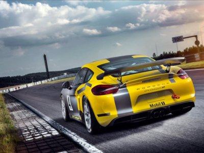Porsche Cayman GT4 Clubsport MR, el cocodrilo alemán se pone a dieta