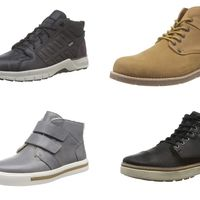 Chollos en tallas sueltas de botas Levi's, Geox o Clarks disponibles en Amazon