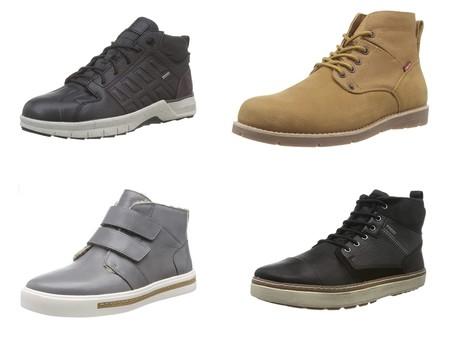 precio limitado disfruta del precio de descuento entrega rápida Chollos en tallas sueltas de botas Levi's, Geox o Clarks ...