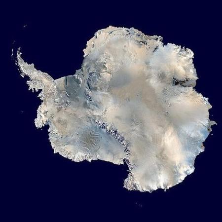 Vídeo: la Antártida desde los aires