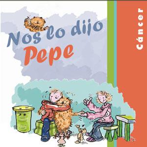 'Nos lo dijo Pepe': cuento infantil para los hijos de padres con cáncer