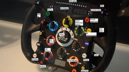 Volante F1