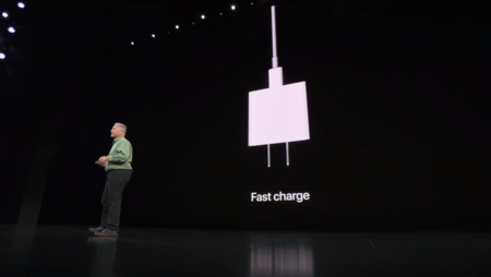 Carga rápida en el iPhone 11
