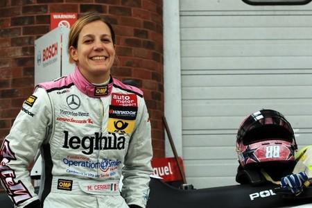 Michela Cerruti, la segunda mujer dispuesta a luchar por un premio en la Fórmula E