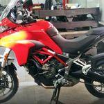Filtrada la Ducati Multistrada 939, la hermana menor de la Multistrada 1200 lista para el EICMA