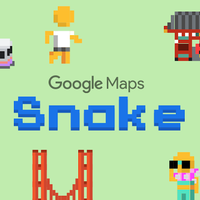 Google Maps Snake: así podrás jugar a esta nueva versión de la serpiente en tu móvil