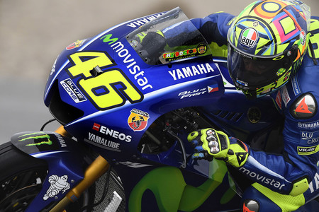 Valentino Rossi Gp Holanda 2017 7