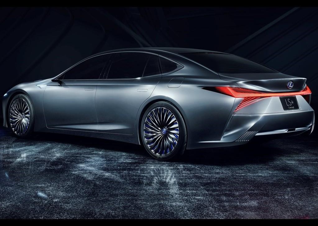 Foto de Lexus LS+ Concept, Auto Show de Tokio 2017 (12/12)