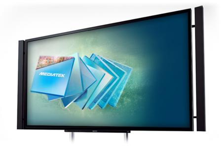 MediaTek va a estar dentro de los televisores UHD