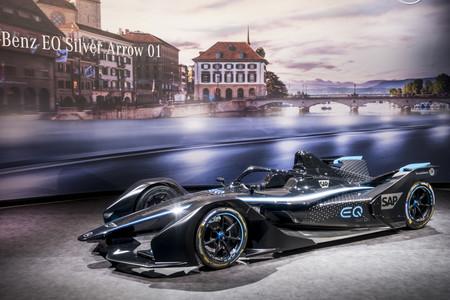 Mercedes-Benz entrará a Fórmula E para la temporada 2019/2020 con el EQ Silver Arrow 01