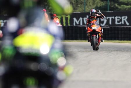 Rossi Binder Brno Motogp 2020