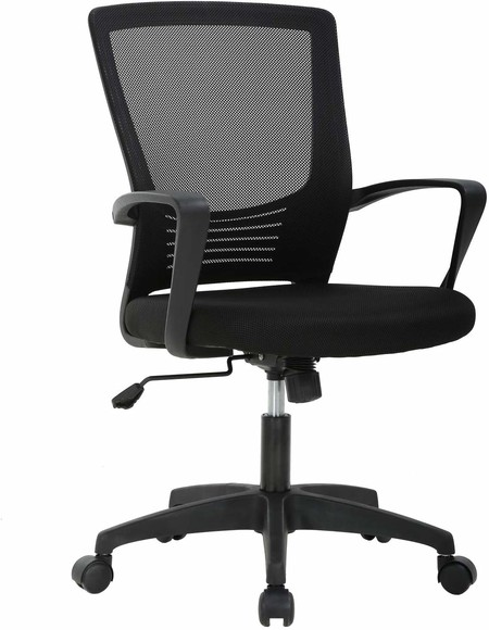 amazon silla oficina mas vendida
