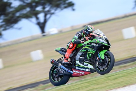 Tom Sykes Australia Test 2018