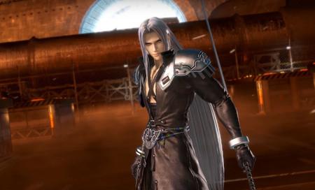 Sephiroth regresa a las recreativas con Dissidia Final Fantasy y ya puedes verlo en movimiento