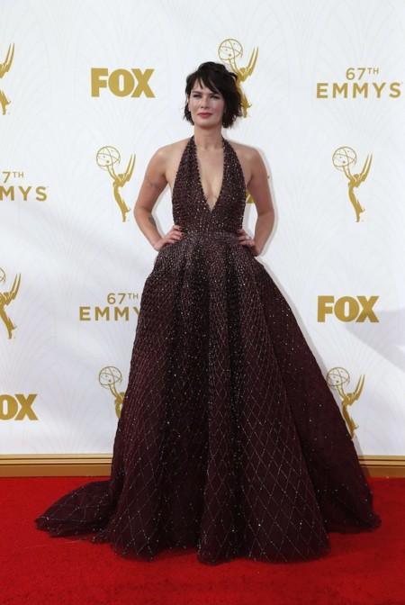 Lena Headey Emmys 2015