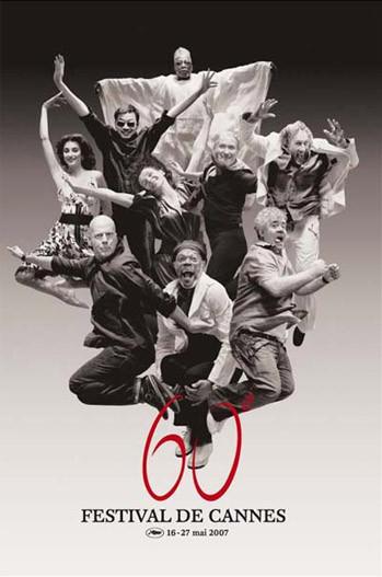 Cannes 2007: Alegría en el cartel oficial para el 60 aniversario