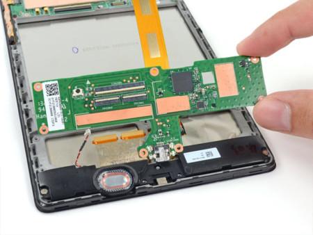 Nexus 7 2013 desmontado
