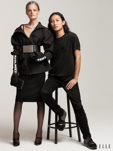 Alexander Wang, H&M y Hanne Gaby Odiele. Más imágenes de esta nueva colección