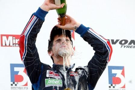 Jaime Alguersuari prepara el siguiente escalón para llegar a la Fórmula 1