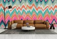 Da un toque neón a tus paredes con los murales decorativos de Pixers