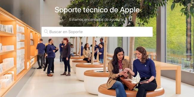 Apple Soporte Tecnico