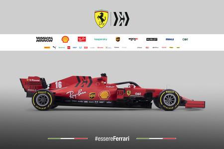Ferrari F1 2020