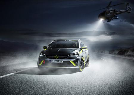 Opel Corsa-e Rally 3