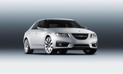 Nuevo Saab 9-5, novedad en el Salón de Fráncfort