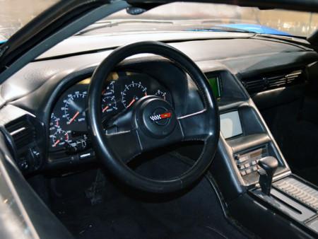 Corvette Cerv III Interior