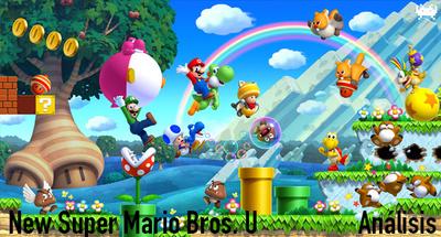 'New Super Mario Bros. U' para Wii U: análisis
