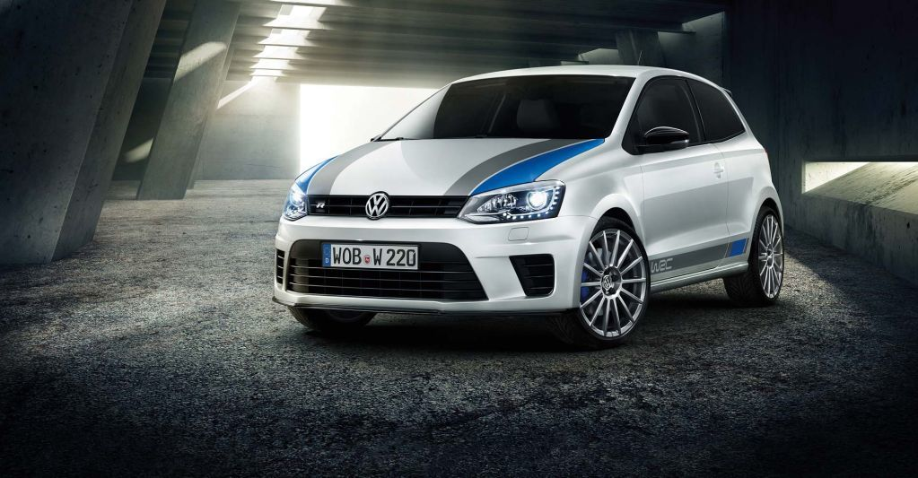 Foto de Volkswagen Polo R WRC Street (1/3)