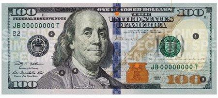 La Fed quema 110 mil millones de dólares por error en impresión