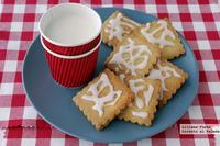Receta de galletas sablés de cítricos