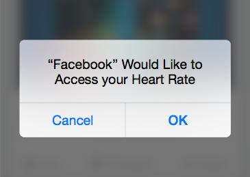 Facebook Ritmo Cardiaco