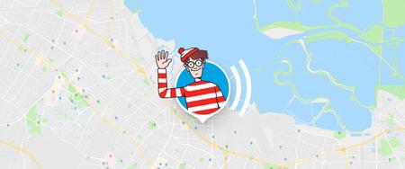 Así puedes jugar a ¿Dónde está Wally? en Google Maps