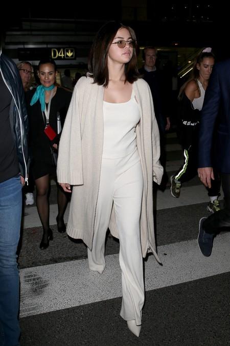Selena Gomez Wearing Mango