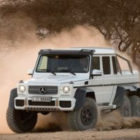 ¡De seis ruedas! El Mercedes-Benz Clase G 6x6 ya está en México
