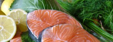 Pescado azul, más proteínas y grasas buenas que el pescado blanco