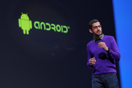 Sundar Pichai responde a los comentarios de Tim Cook acerca de Android